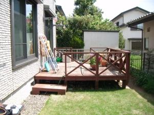ガーデンbefore